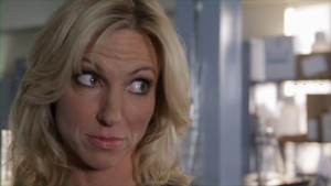 Even Debbie Gibson has her doubts about the events of this movie.