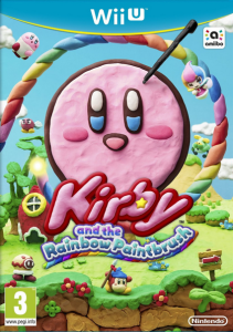 Kirby Rainbow Paintbrush