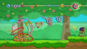 Kirby the Destroyer marches onto the battle field.