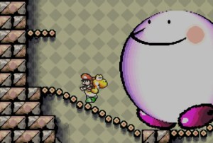 Kirby's really let himself go lately...