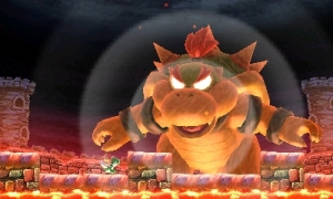 What an angry child Bowser was...